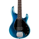 Sterling SUB StingRay5 Trans Blue Satin, Rosewood Fretboard