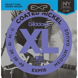 D'ADDARIO EXP115 Coated NY Steel - 11 / 49
