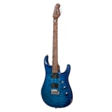 Sterling by MusicMan John Petrucci 6-string Neptune Blue JP150-NBL, Quilted maple top, Roasted neck