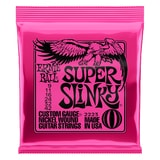 2223 Super Slinky Nickel Wound .009 - .042 Pink Pack