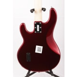 MusicMan Stingray 4 Candy Red, palisandrový hmatník