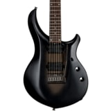 Sterling by MusicMan John Petrucci Majesty 6 Stealth Black MAJ100-SBK, Rosewood Fingerboard