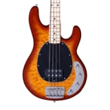 Sterling By Music Man RAY34 QM - Honey Burst