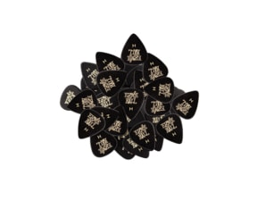 9124 Ernie Ball Celulose Picks - trsátko SIDEMAN HEAVY BLACK .94mm - 1 Ks