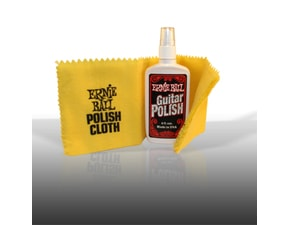 4222 Ernie Ball Guitar Polish s utěrkou
