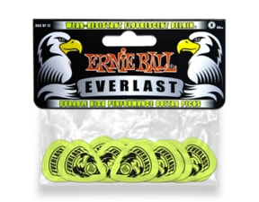 9191Ernie Ball Pick Everlast Delrin Heavy  0.88mm - 1ks