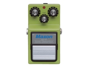 Maxon Nine Series - Sonic Distortion SD9