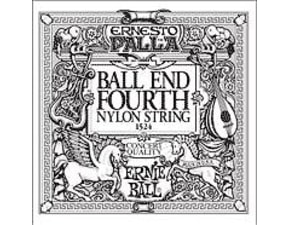1524 Ernie Ball  E4 Nylon Classical Ball End - 1ks