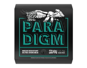 2026 ERNIE BALL PARADIGM NOT EVEN SLINKY .012 -.056  ELECTRIC GUITAR STRINGS