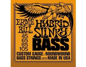 2833 Hybrid Slinky Bass Nickel Wound .045 - .105