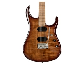 Sterling by MusicMan John Petrucci JP150 , Flamed Maple Top, Island Burst