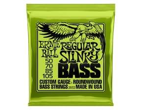 2832 Ernie Ball Regular Slinky Bass Nickel Wound .050 - .105