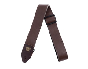 "4135 2"" Tri Glide Italian Leather Strap Brown"