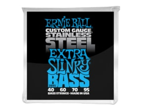 2845 Ernie Ball Stainless Steel Extra Slinky Bass .040 - .095