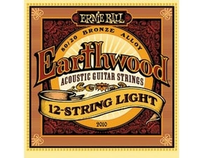 2010 Earthwood 12-string Light .009 - .046 Acoustic 80/20 Bronze