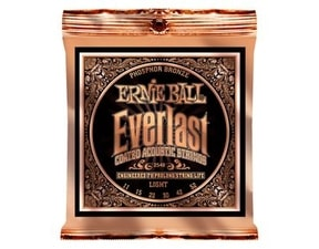 2548 Ernie Ball Everlast Phosphor Bronze - 11 / 52