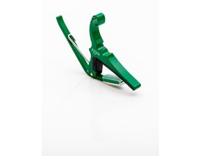 KYSER Capo Quick-change Emerald Green