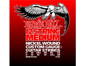 2236 12- string Medium Nickel Wound