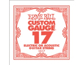 1017 .017 Electric Plain Single String