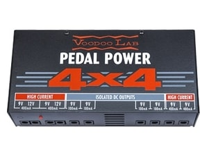 Voodoolab Pedal Power 4x4