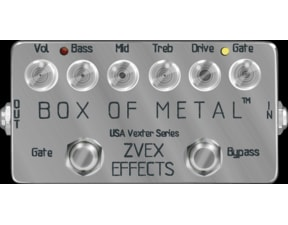 ZVEX USA VEXTER BOX OF METAL™