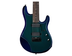 Sterling by MusicMan John Petrucci JP70 Mystic Dream , Shield Inlays, 7-string