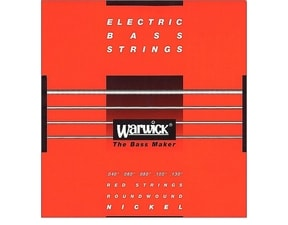 Warwick 42300 Red Label 5str. Low B  / 40 - 130 / Stainless Steel