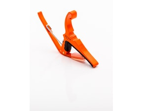 KYSER Capo Quick-change Orange Blaze