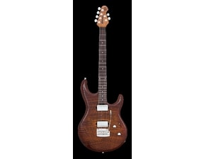 MusicMan LUKE 3 HH, Ball Family Reserve, Hazelnut burst, Roasted Maple Neck