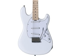Sterling By Music Man Cutlass - Olympic White