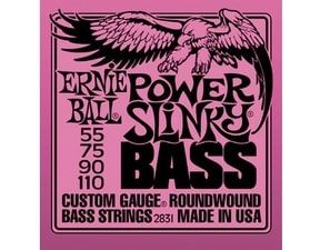 2831 Power Slinky Bass Nickel Wound .055 - .110