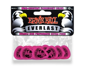 9189 Ernie Ball Everlast Delrin Medium 0.73mm - 12ks