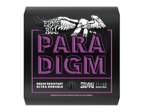 2020 ERNIE BALL PARADIGM POWER SLINKY .011-.048  ELECTRIC GUITAR STRINGS