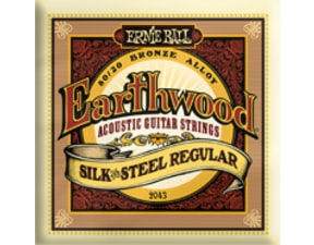 2043 Earthwood Silk & Steel Regular .013 - .056 Acoustic 80/20 Bronze