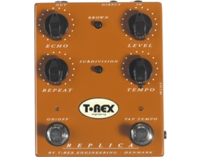 T-REX Replica - Tap delay