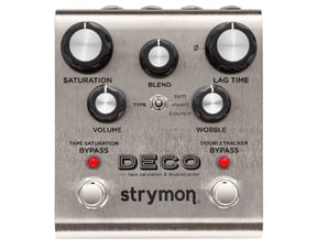 Strymon Deco Tape Saturator and Doubletracker