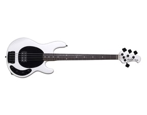 Sterling by MusicMan Ray34 Pearl White