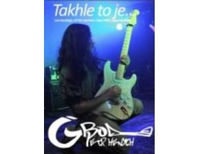 Petr Henych & G-Bod - Takhle to je...DVD