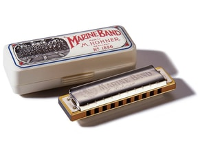 Hohner Marine Band Classic - D Dur