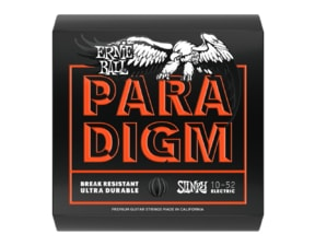 2015 ERNIE BALL PARADIGM SKINNY TOP HEAVY BOTTOM SLINKY .010 -.052  ELECTRIC GUITAR STRINGS