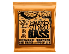2833 Ernie Ball Hybrid Slinky Bass Nickel Wound .045 - .105