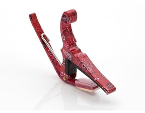 KYSER Capo Quick-change Red Bandana