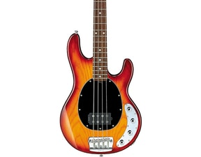 Sterling by MusicMan Ray 34 - medový burst