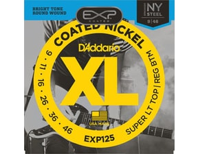D'ADDARIO EXP125 Coated NY Steel - 9 / 46