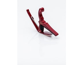 KYSER Capo Quick-change Ruby Red