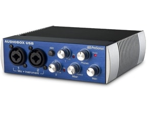 Presonus Audiobox USB - zvuková karta