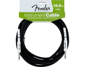 Fender Custom Shop Performance Series Cable 5.5m - rovný-rovný jack