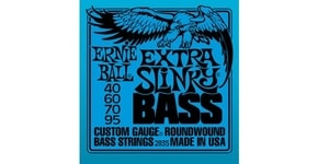 2835 Extra Slinky Bass Nickel Wound .040 - .095