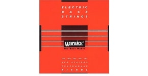 Warwick 42301 Red Label 5str. Low B  / 45 - 135 / Stainless Steel