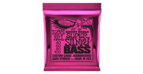 2854 Ernie Ball Short Scale Super Slinky Bass Nickel Wound .040 - .100